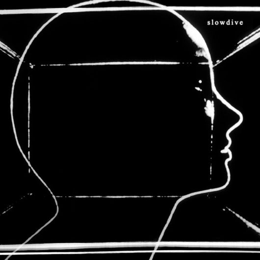 Slowdive LP by Slowdive (Black Vinyl)