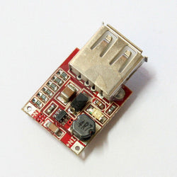 Step-up 1 - 5V in to USB 5V/1A DC-DC Boost Converter