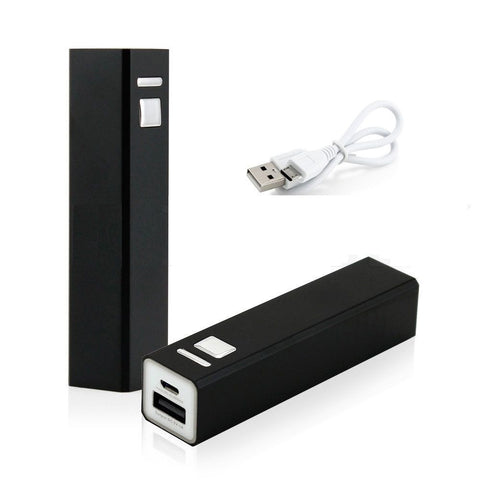 USB Power Bank 2600mAh - Black color
