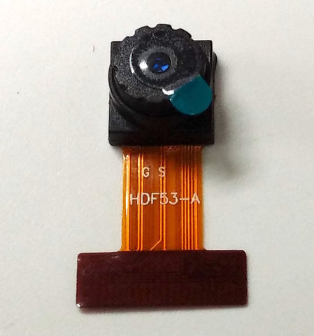 JeVois 1.3MP Sensor with 90deg no-distortion Lens