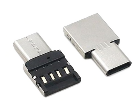 Type-C to Type-A USB adapter
