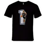 Penny Hardaway Orlando Basketball Legend Retro Sports T Shirt