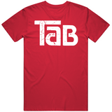 Tab Cola Retro Soft Drink Beverage Distressed T Shirt