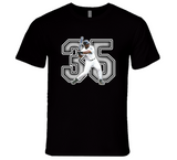 Frank Thomas Chicago Baseball  Legend Retro Sports T Shirt