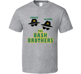 Bash Brothers Mcgwire Canseco Retro Baseball T Shirt