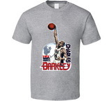 Charles Barkley USA Basketball Retro Caricature T Shirt