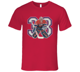 Patrick Roy Montreal Hockey Legend Retro Sports T Shirt