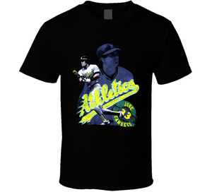 Jose Canseco Oakland Retro Baseball T Shirt