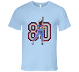 Tim Raines Montreal Baseball Legend Retro T Shirt