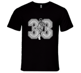 Lew Alcindor  Milwaukee Retro Basketball Legend T Shirt