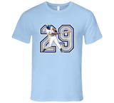 Joe Carter Toronto Baseball Legend Retro Sports T Shirt