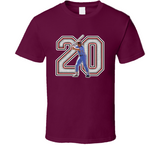 Mike Schmidt Philadelphia Legend Retro Baseball T Shirt