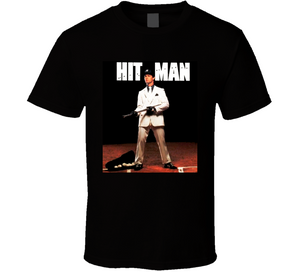 Don Mattingly Hit Man New York Retro Baseball T Shirt