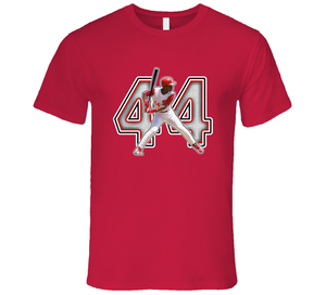 Eric Davis Cincinnati Baseball Legend Retro Sports T Shirt