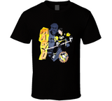 Mario Lemieux Pittsburgh Legend Retro Hockey T Shirt