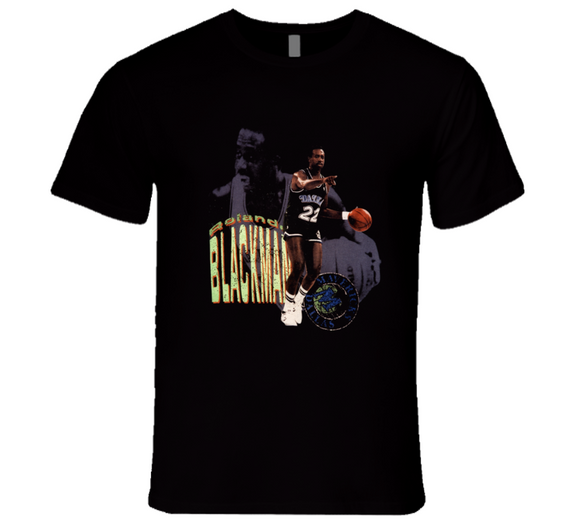 Roland Blackman Basketball Retro Sports T Shirt
