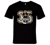 Andy Moog Boston Goalie Retro Hockey Legend T Shirt
