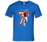 John Elway Denver Football Legend Retro Sports T Shirt