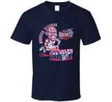 Charles Barkley Houston Basketball Retro Caricature T Shirt