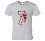 Kevin Johnson Phoenix Retro Basketball Legend T Shirt