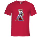 Ozzie Smith St Louis Baseball Legend Retro Sports T Shirt