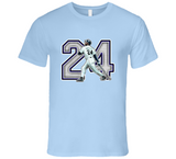 Ken Griffey Jr Seattle Legend Retro Baseball T Shirt