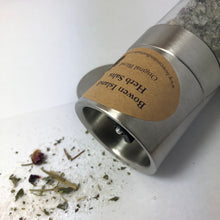 Herb Salt, Original Blend - Stainless Steel Mill