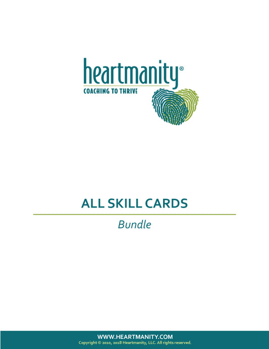 Skills Card Bundle