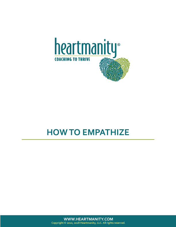 How to Empathize Skill Card