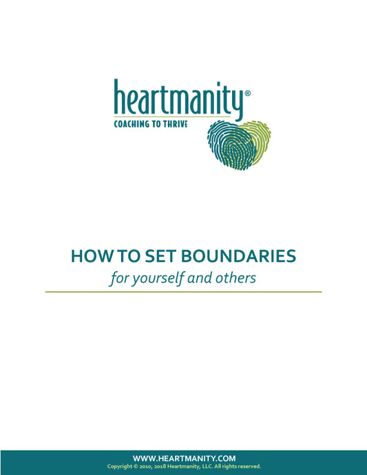 SKILL CARD #3: How to Effectively Set Boundaries