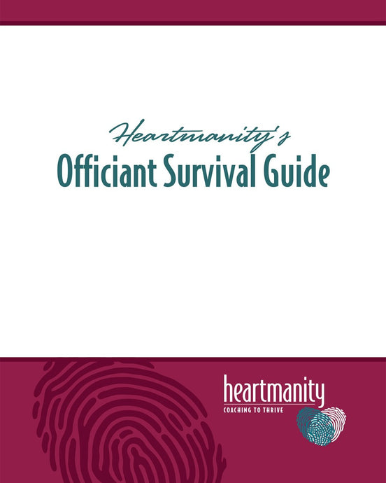 Officiant Survival Guide