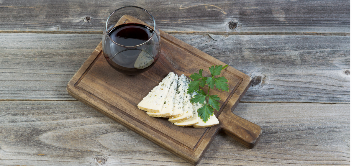 wine and cheese tools