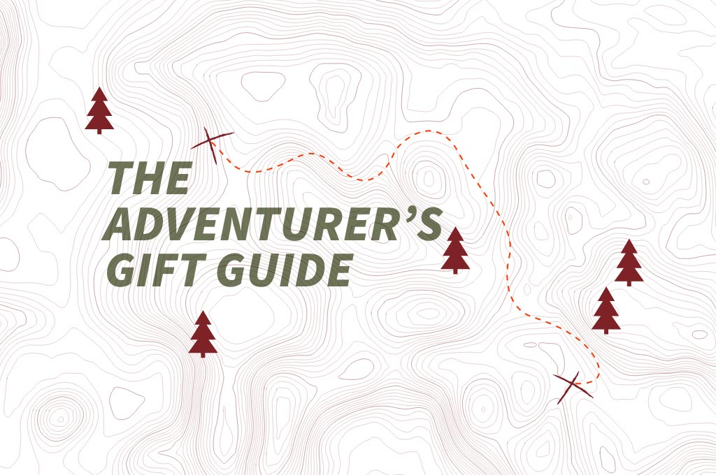 THE ADVENTURER'S GIFT GUIDE