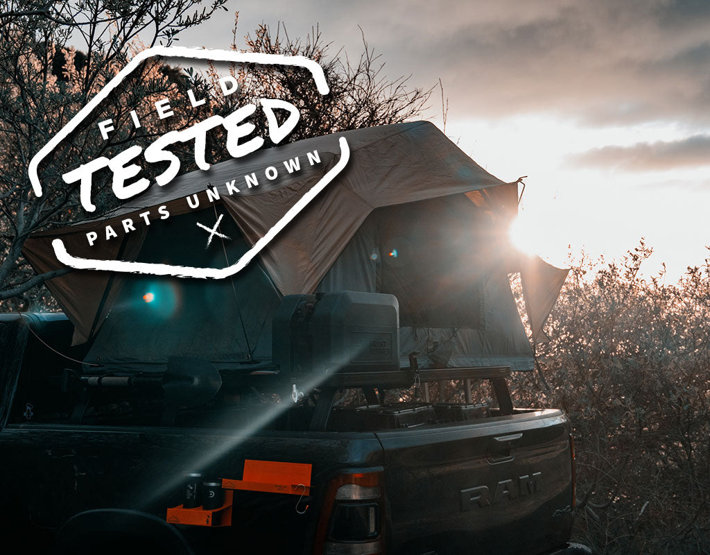 FIELD TESTED: PARTS UNKNOWN WITH ROAMING LOST
