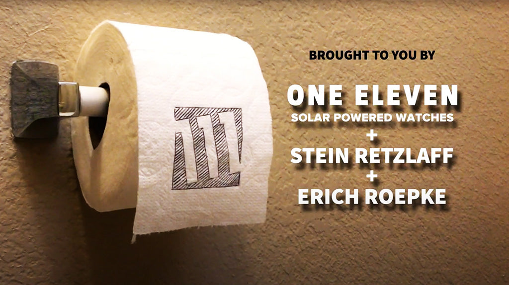 ERICH & STEIN: TOILET PAPER ALTERNATIVES