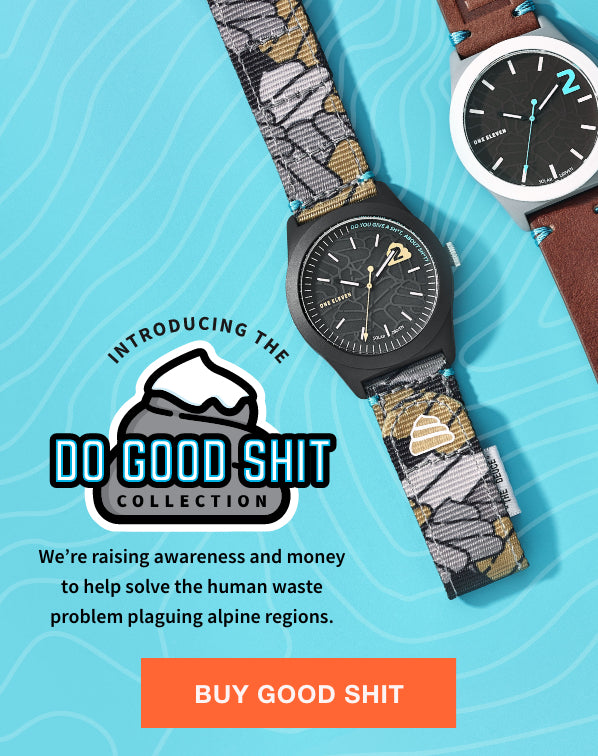 One Eleven Eco Friendly Solar Powered Watches 111 Watches
