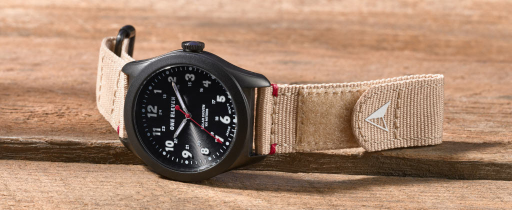 One Eleven x VSSL Limited Edition Field Watch