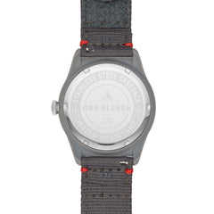 SWII Solar Three-Hand Grey rPet Watch