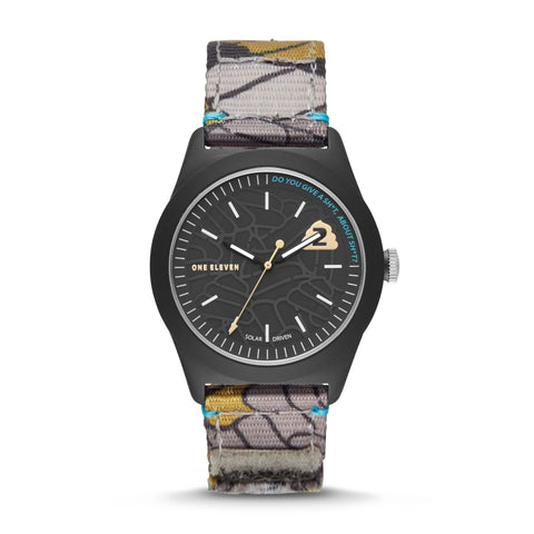 SWII Solar DGS Three-Hand Limited Edition rPet Watch