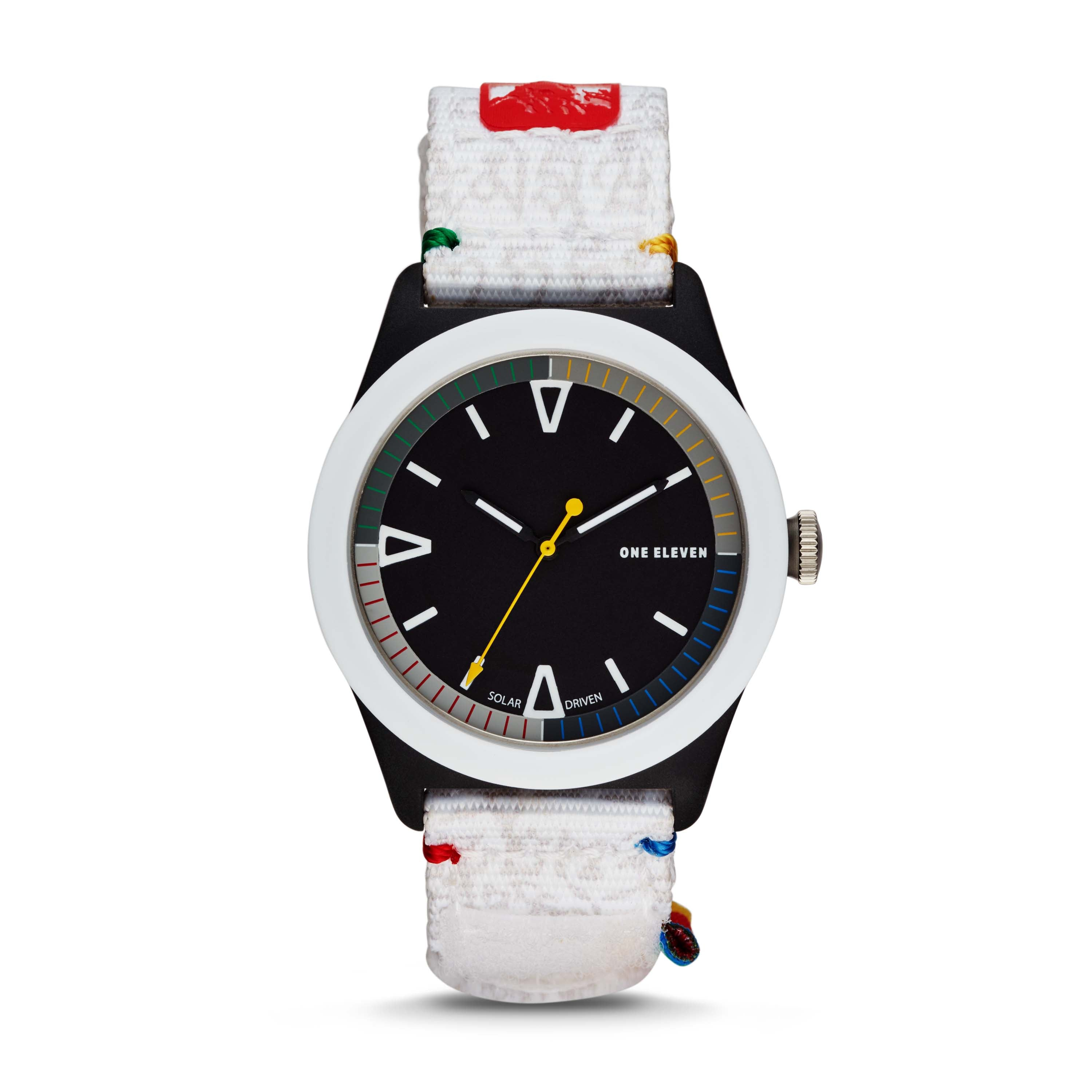 SWII Solar White Everest Special Edition Watch