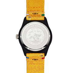 SWII Solar Yellow Everest Special Edition Watch