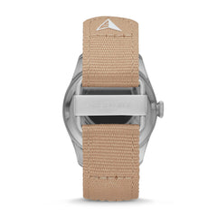 Solar Powered Sustainable Field Watch Desert rPet