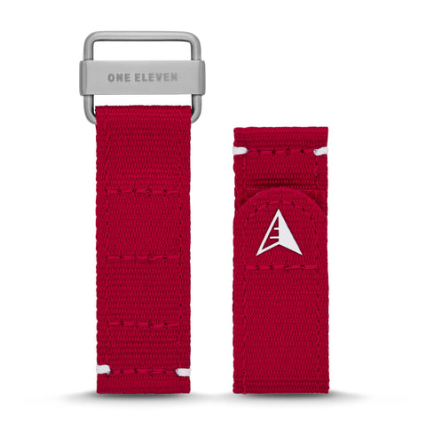 Red rPet Strap