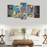 """Bomb"" Canvas Print Sets (No Frame)"