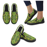 """Jamvibes"" Women's Slip-on Canvas Shoes"