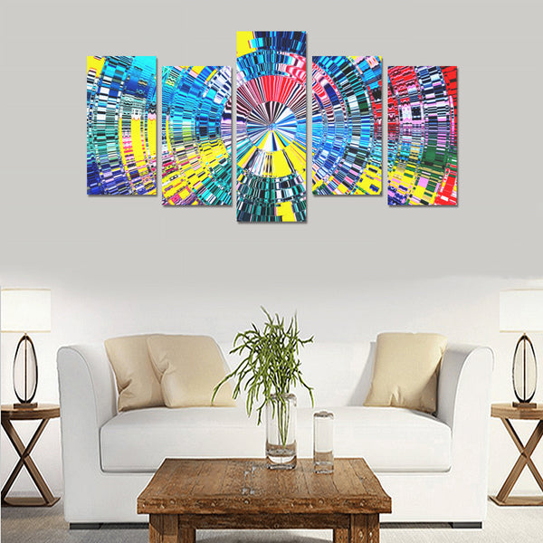 """Prism"" Canvas Print Sets (No Frame)"