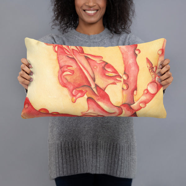 """Dragon"" Throw Pillows"