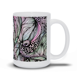 """Mysterious Ways"" Mugs"