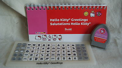 Cartridges baby children paper pelican crafts hello kitty greetings and salutations gently used no box m4hsunfo