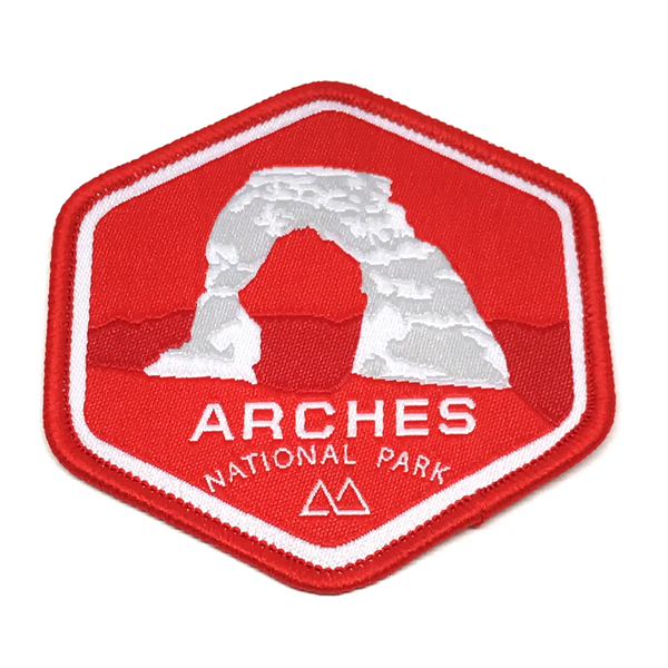 Arches National Park Patch - Skye Mountain Co.